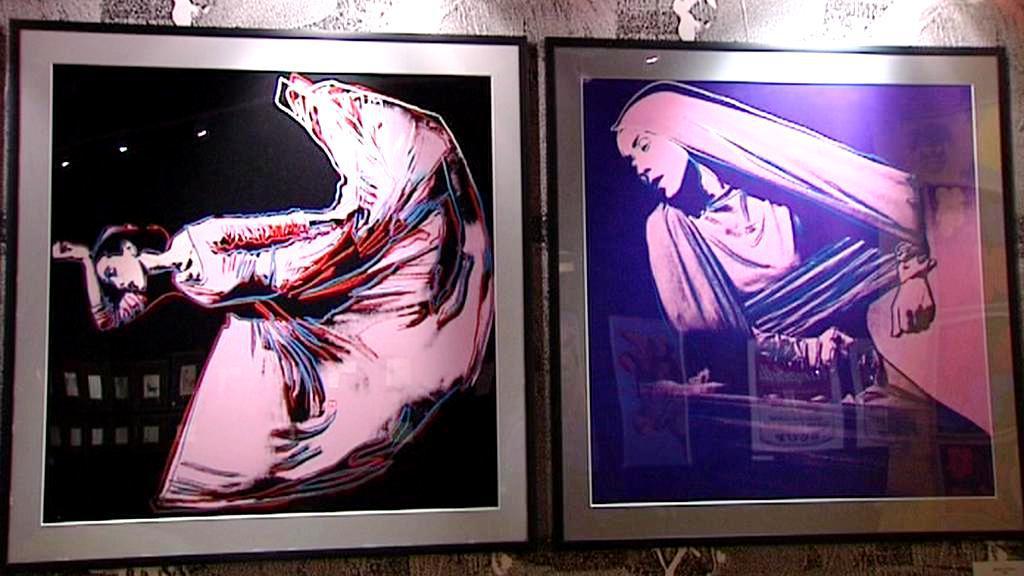 Dílo A. Warhola