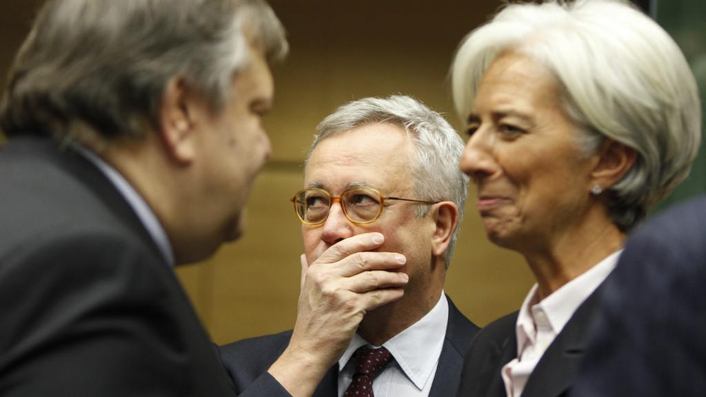 Jednání o krizi v eurozóně