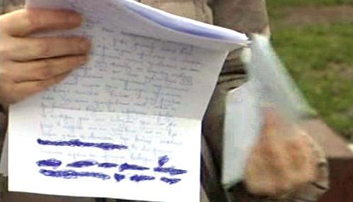 Dopisy Sergeje Magnitského z vězení