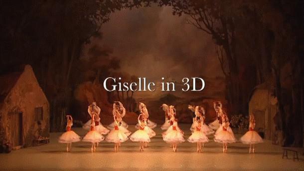 Giselle 3D