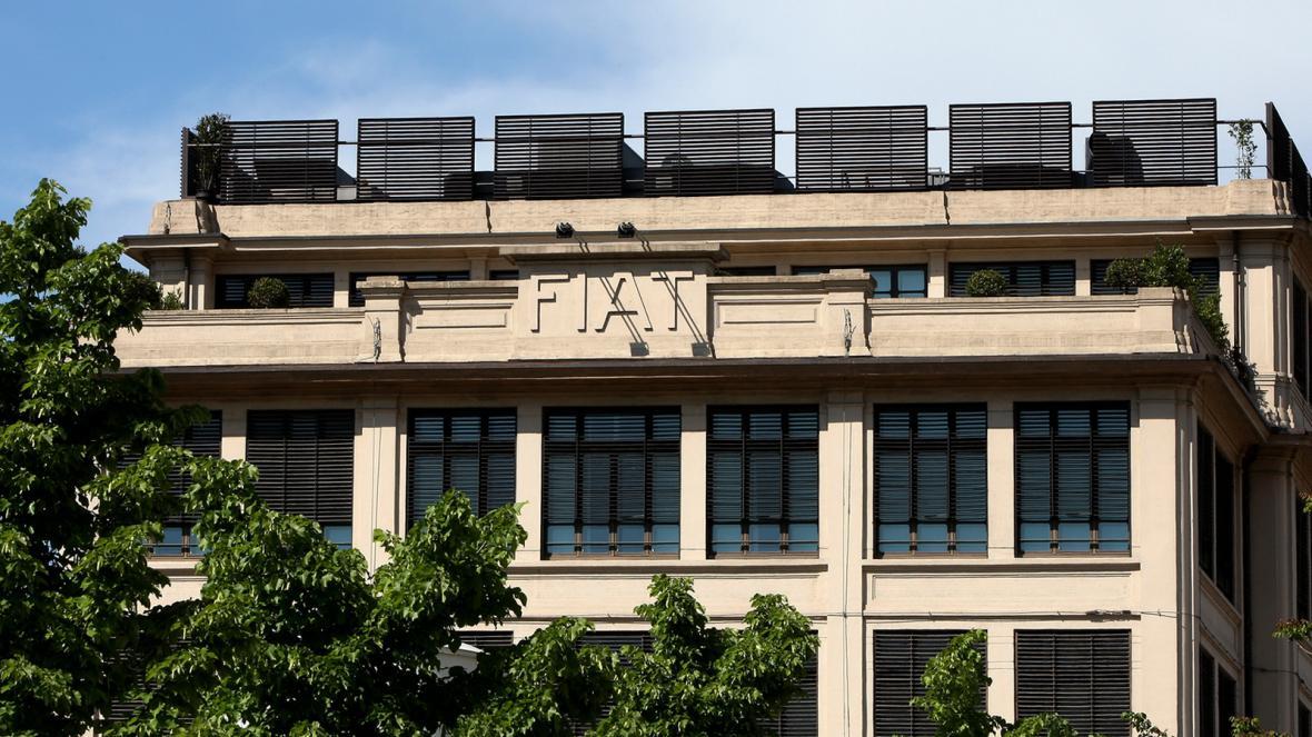 Továrna Fiatu v Turíně