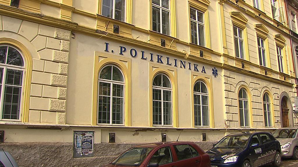Poliklinika Příbram
