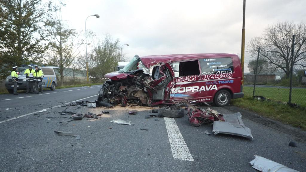 Nehoda na silnici I/9