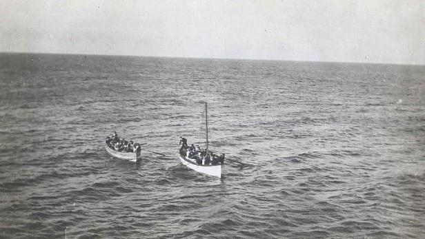 Trosečníci z Titanicu