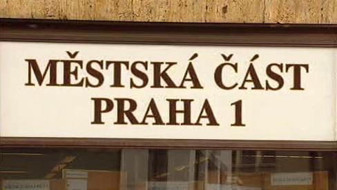 Městská část Praha 1