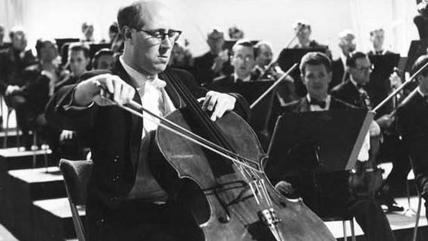Rostropovič: Violoncellový génius