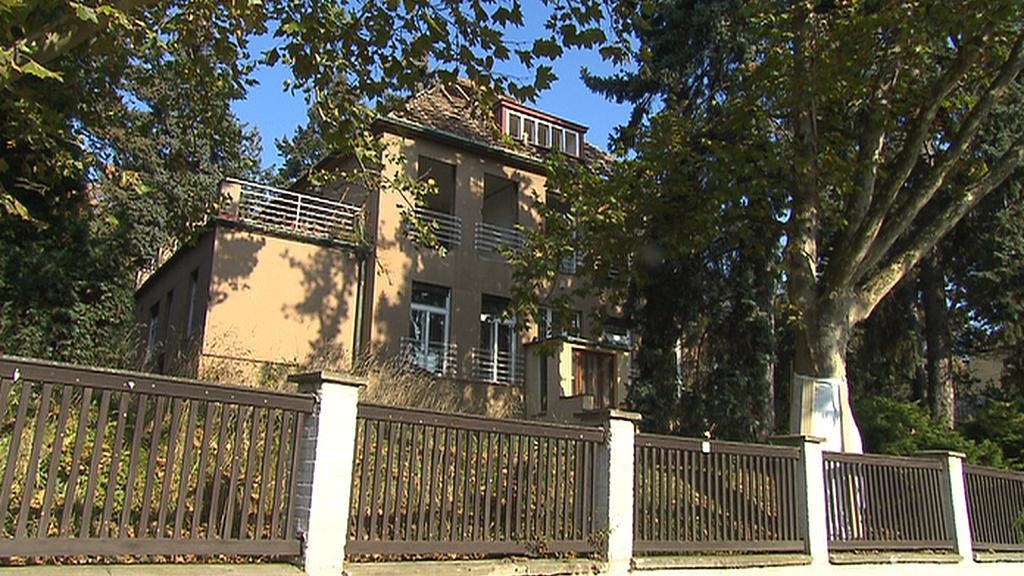 Roithova vila na Hanspaulce