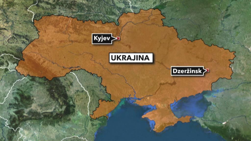 V ukrajinském dole zůstalo uvězněno 150 horníků