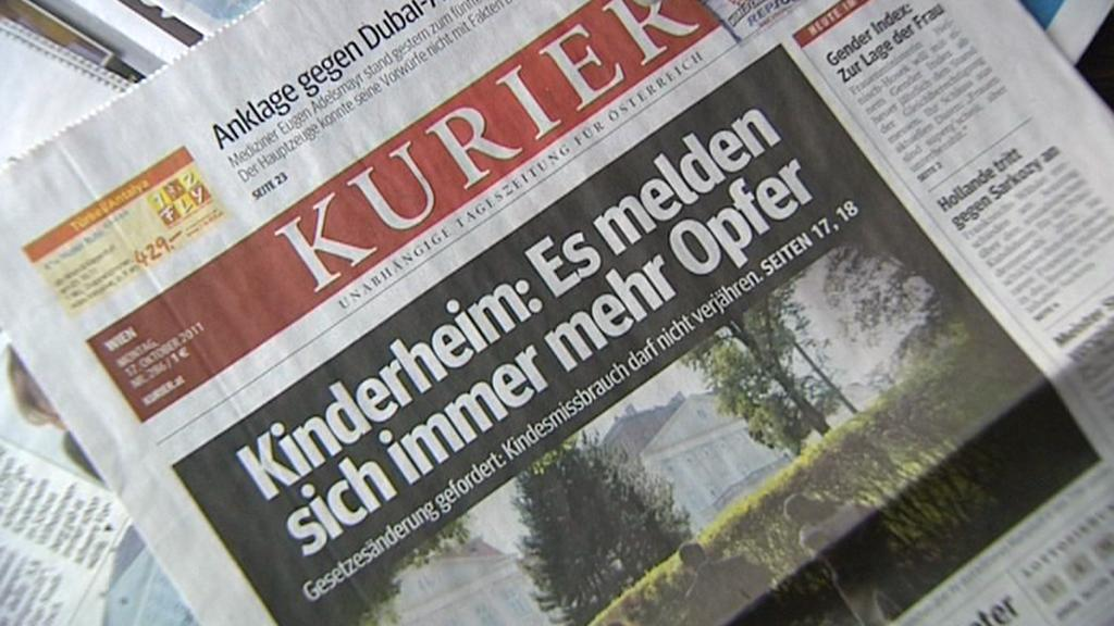 Pedofilní skandál ve vídeňském domově