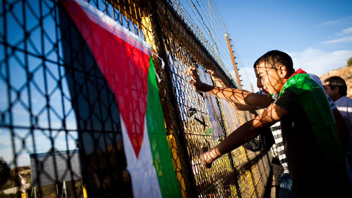 V Ramalláhu se připravují na příjezd propuštěných palestinských vězňů
