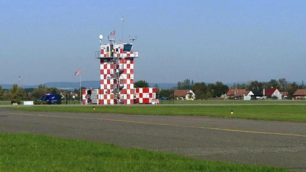 Letiště v Hradci Králové
