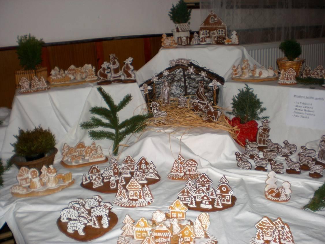 Den s vánočním cukrovím