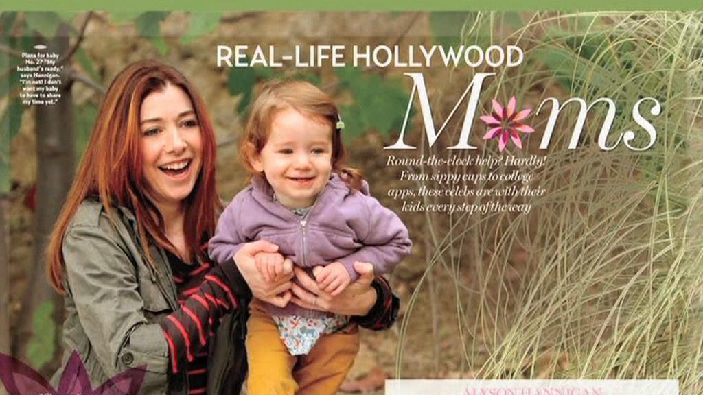 Hollywoodské děti
