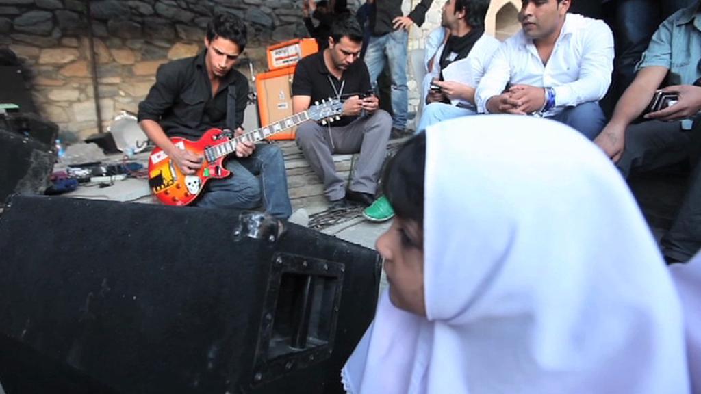 Afghánský rockový festival