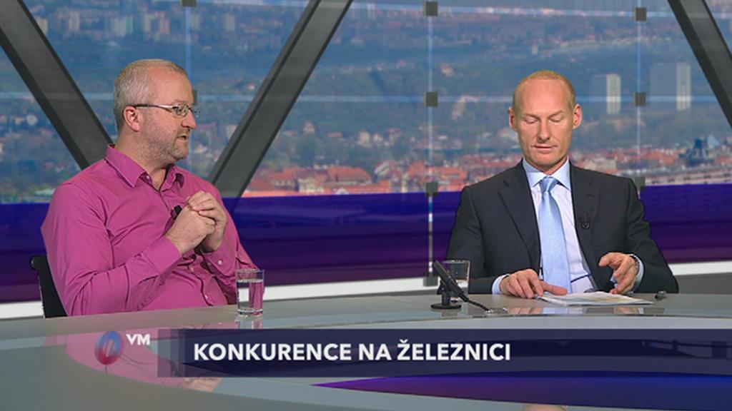 Radim Jančura a Petr Žaluda