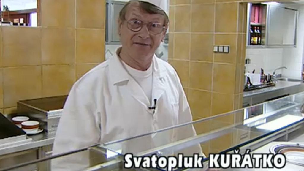 Herec Josef Dvořák