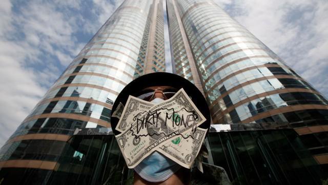 Protest proti sociální nerovnosti (Hong Kong)