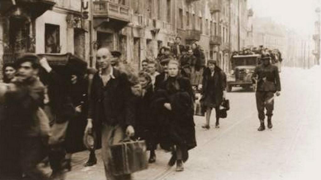Deportace Židů