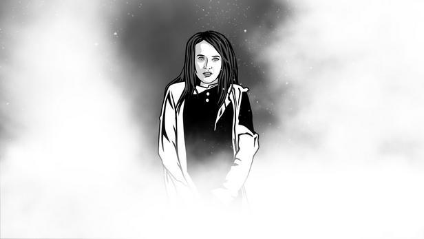 Tereza Voříšková ve filmu Alois Nebel