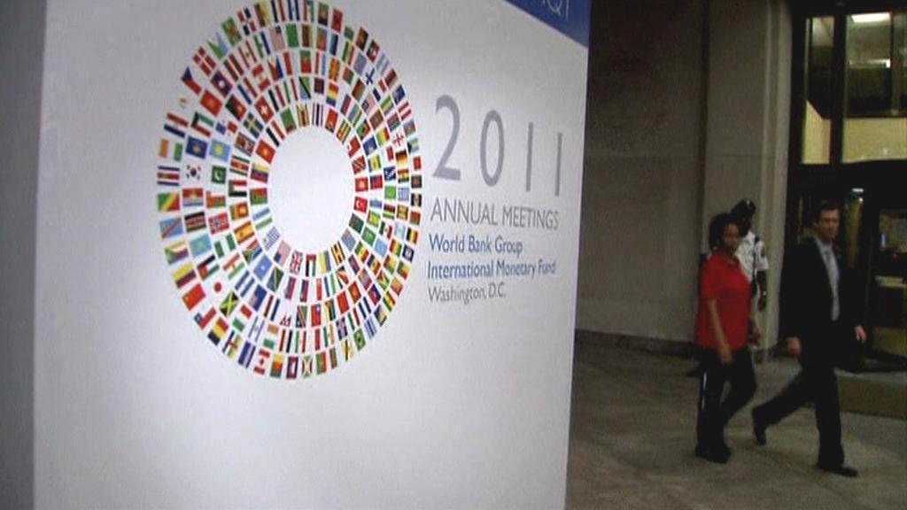 Zasedání MMF, Světové banky a G20