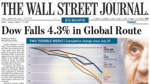 The Wall Street Journal Europe