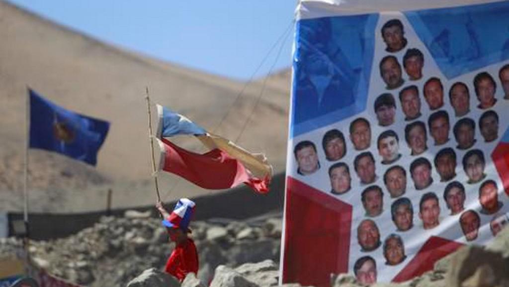 Záchrana chilských horníků