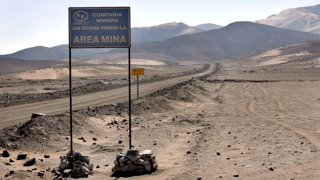 Zavalený důl v Chile - rok poté