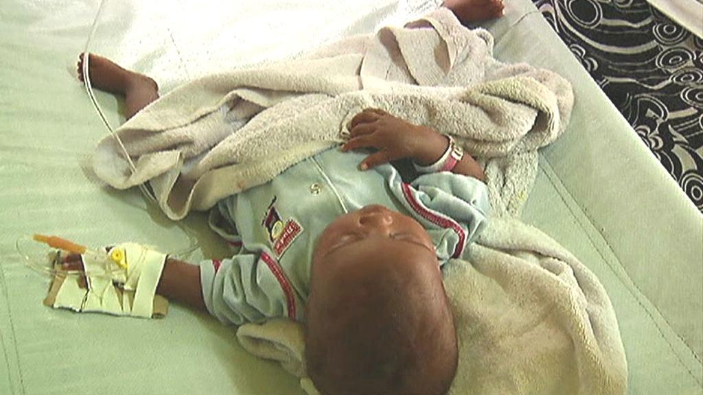 Na Haiti zabíjí cholera