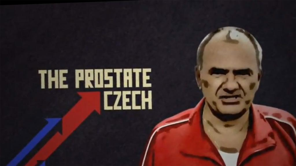 Prostatický Čech
