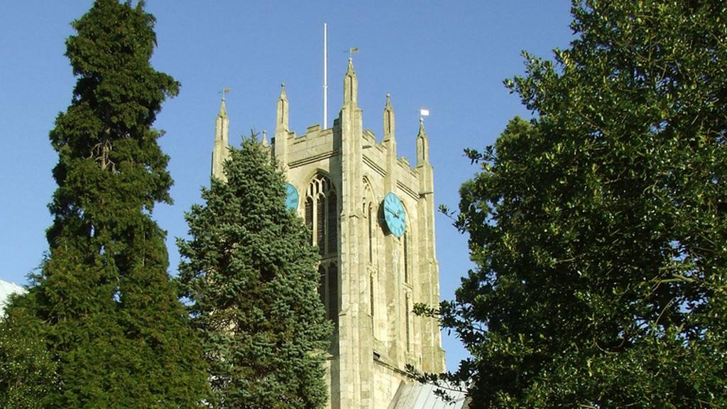 Kostel Panny Marie v Cottinghamu