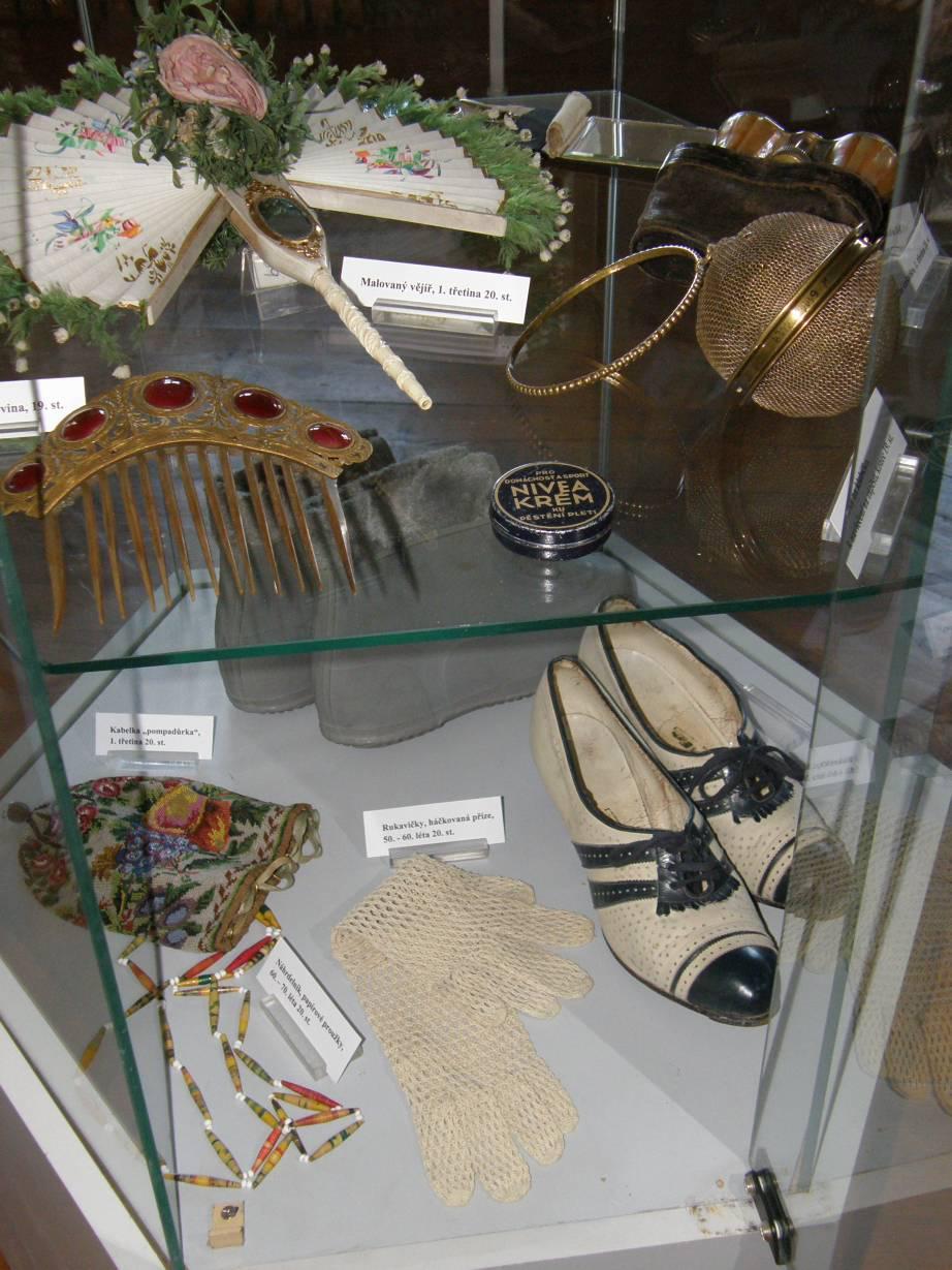 Výstava z muzejního depozitáře