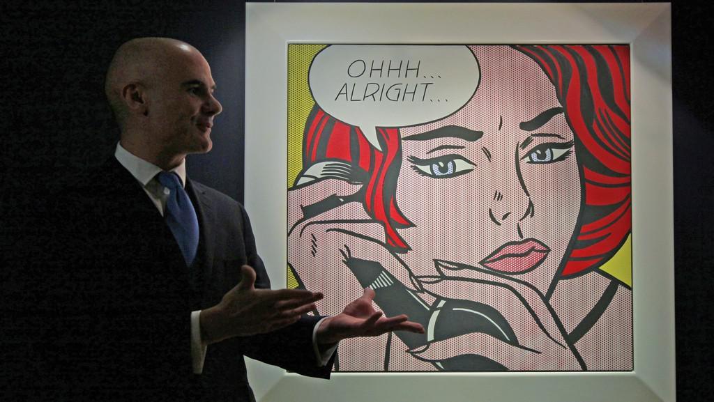 Ohhh...Alright od Roye Lichtensteina