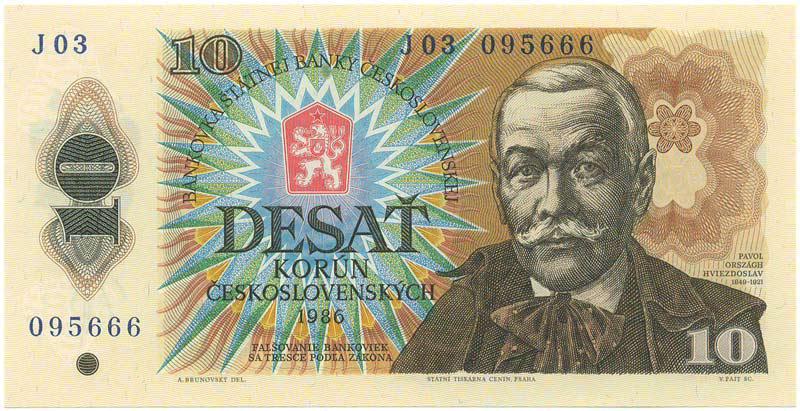 Československá desetikoruna