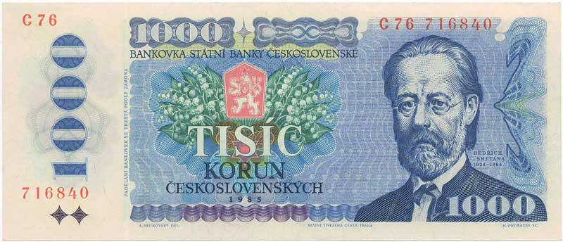 Československá tisícikoruna