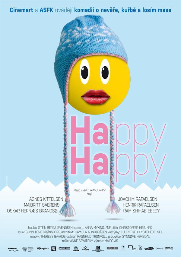 Happy, happy / plakát