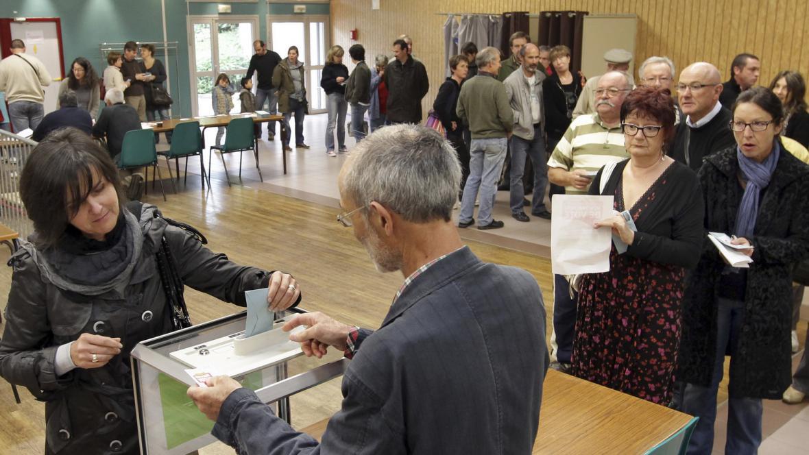 Socialistické primárky ve Francii