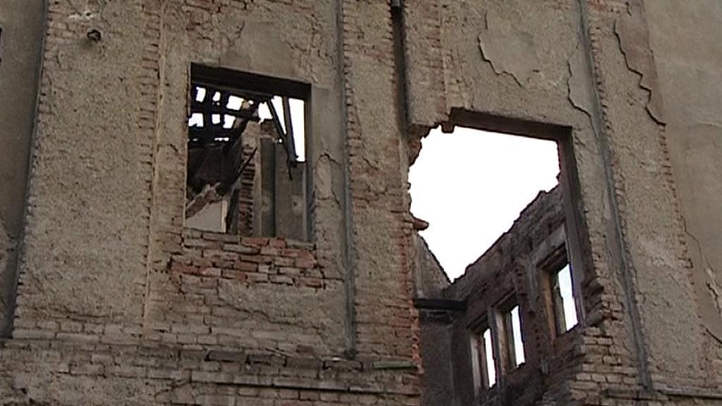 Ruiny v Ústí nad Labem