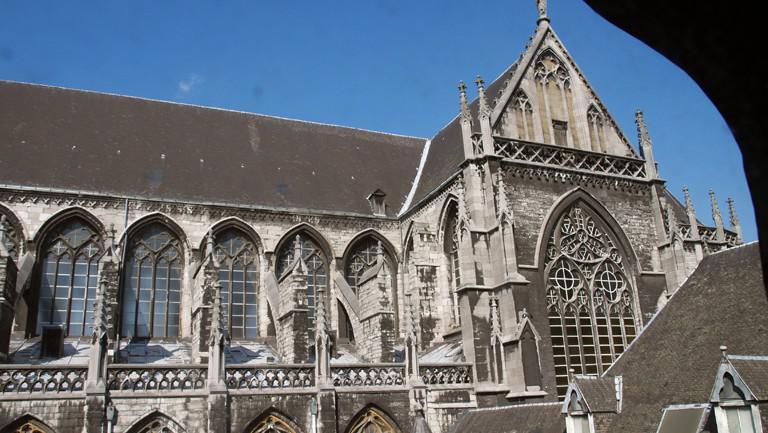 Katedrála Sv. Pavla v Liege