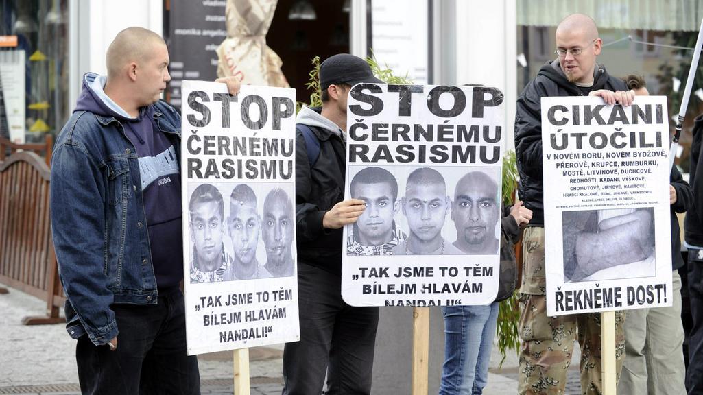 Protesty v Ústí nad Labem