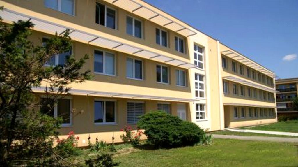 Nová budova střediska SAFMAT