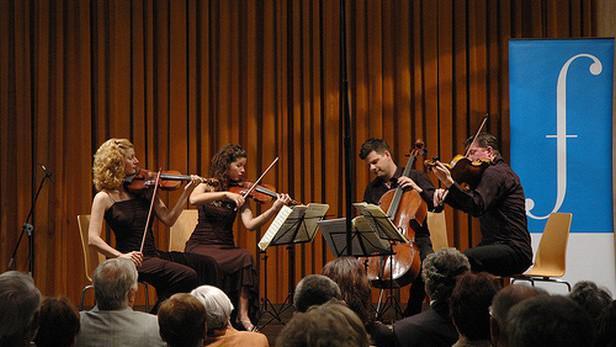 Pavel Haas Quartet na Pražském jaru