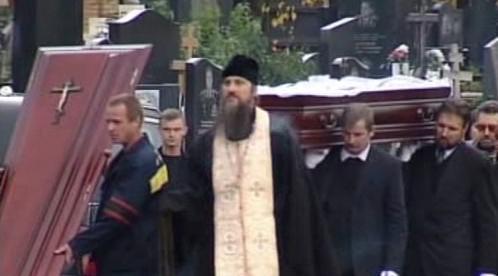 Pohřeb Anny Politkovské