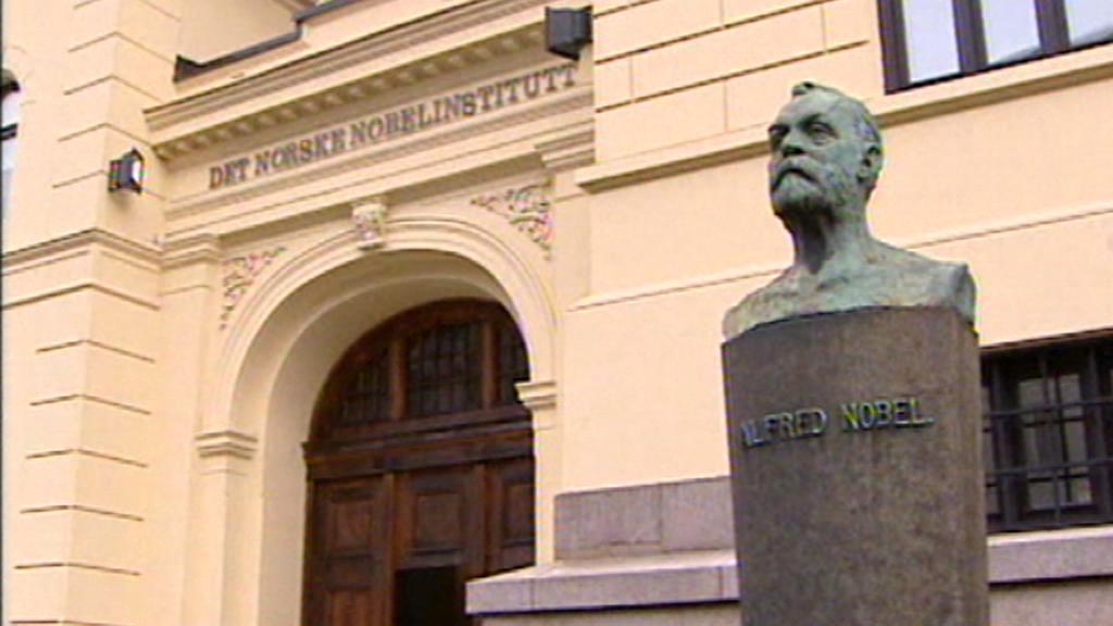 Busta Alfreda Nobela