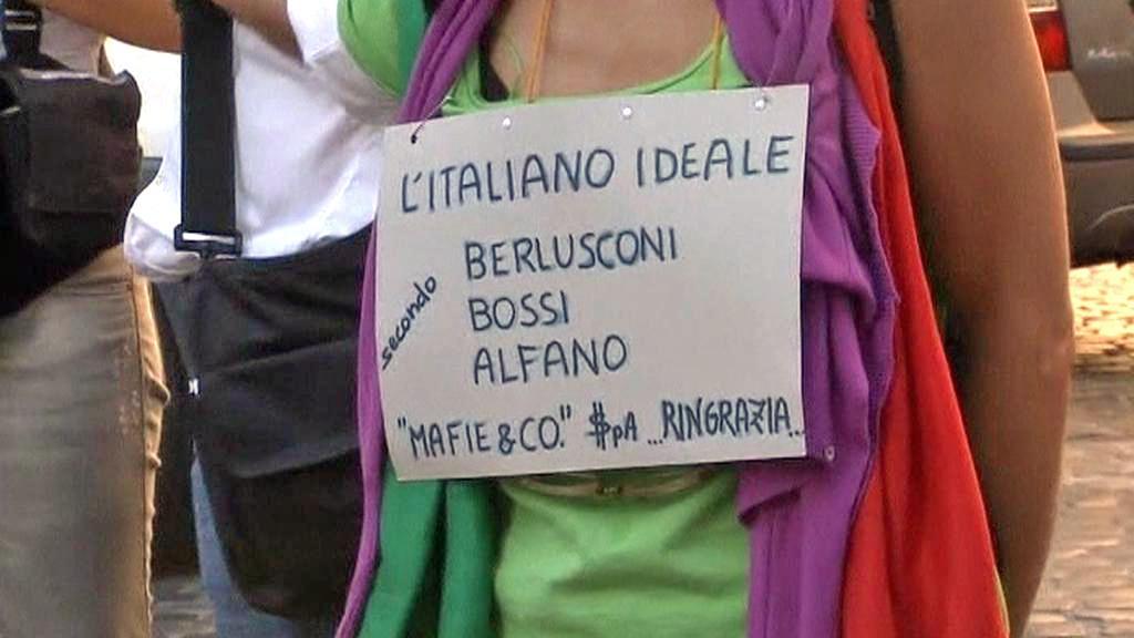 Italové protestují proti omezování svobody na webu