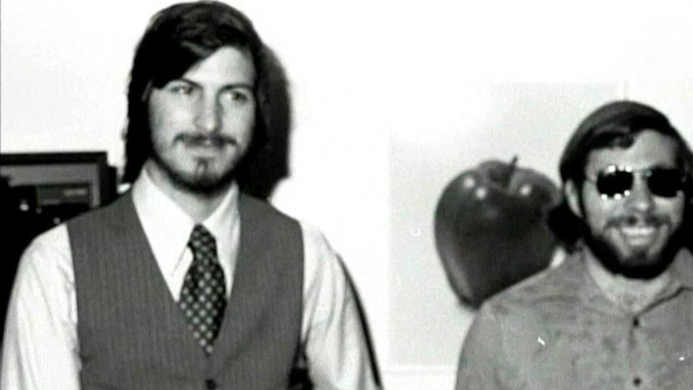 Steve Jobs a Steve Wozniak