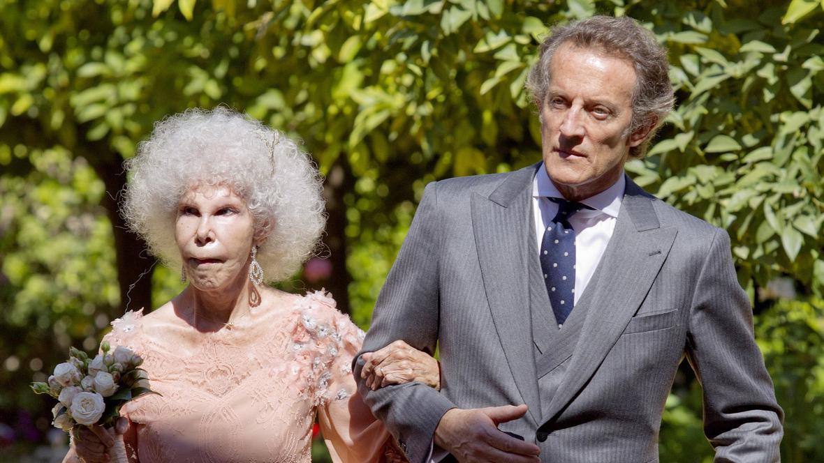 Svatba vévodkyně z Alby