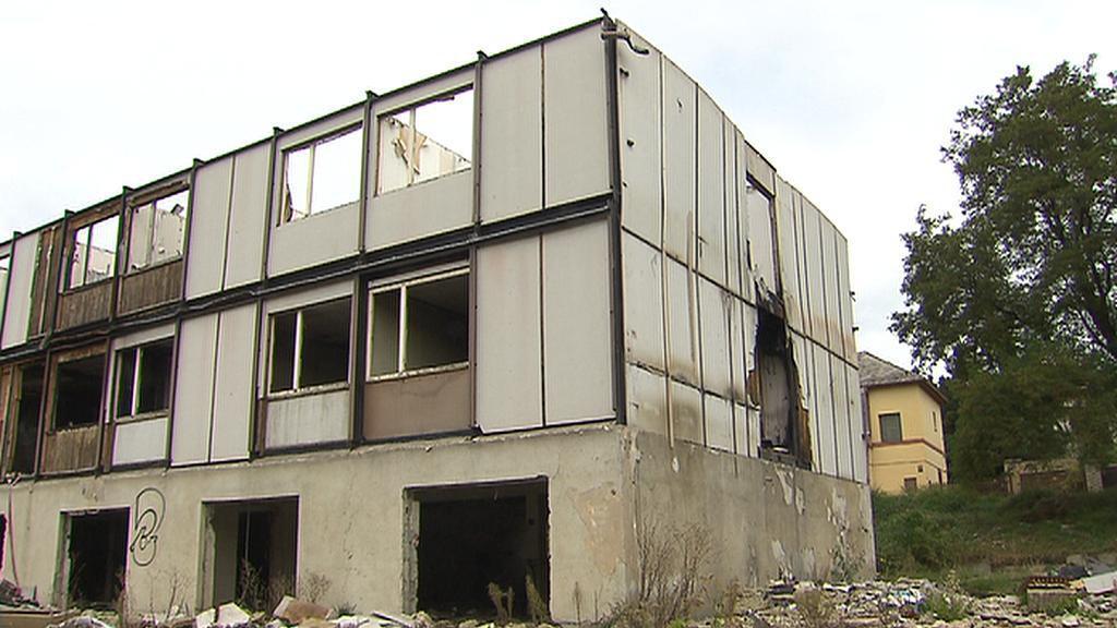 Problematická budova v Berouně