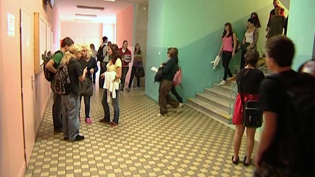 Studenti českobudějovické integrované školy