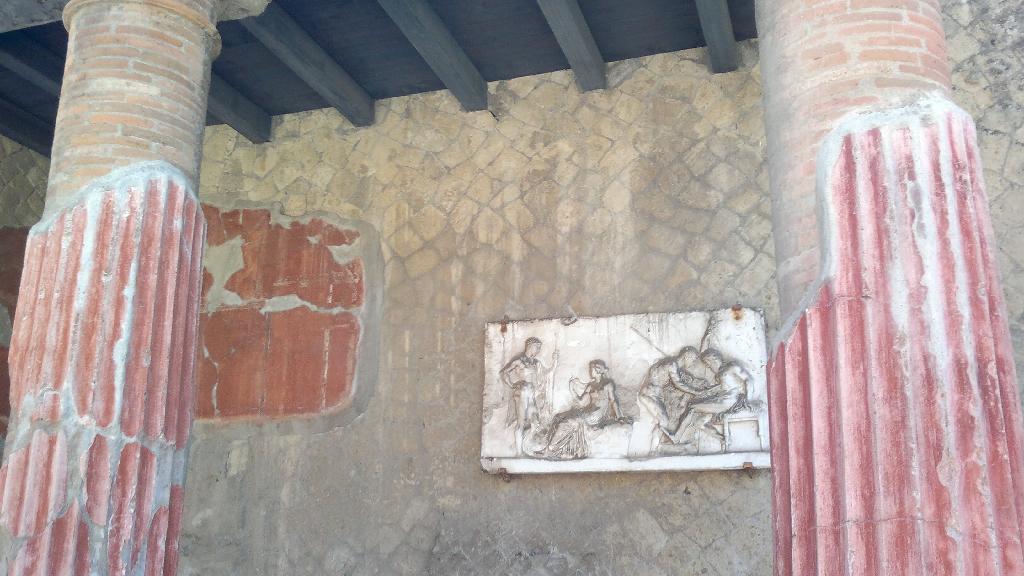 Výzdoba Herculanea