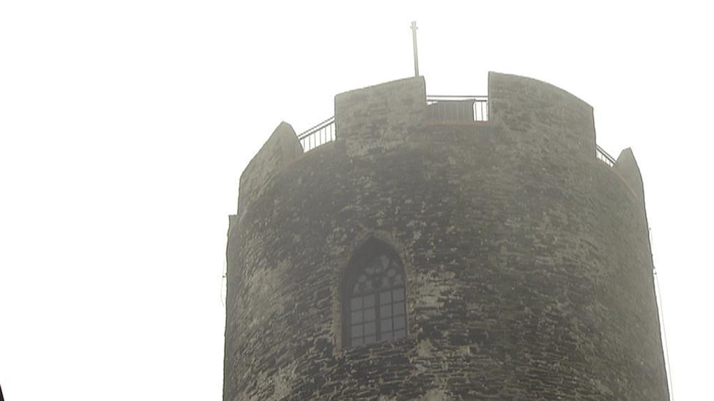 Věž hradu Bezděz